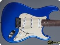 Fender American Standard Stratocaster 2004 Chrome Blue