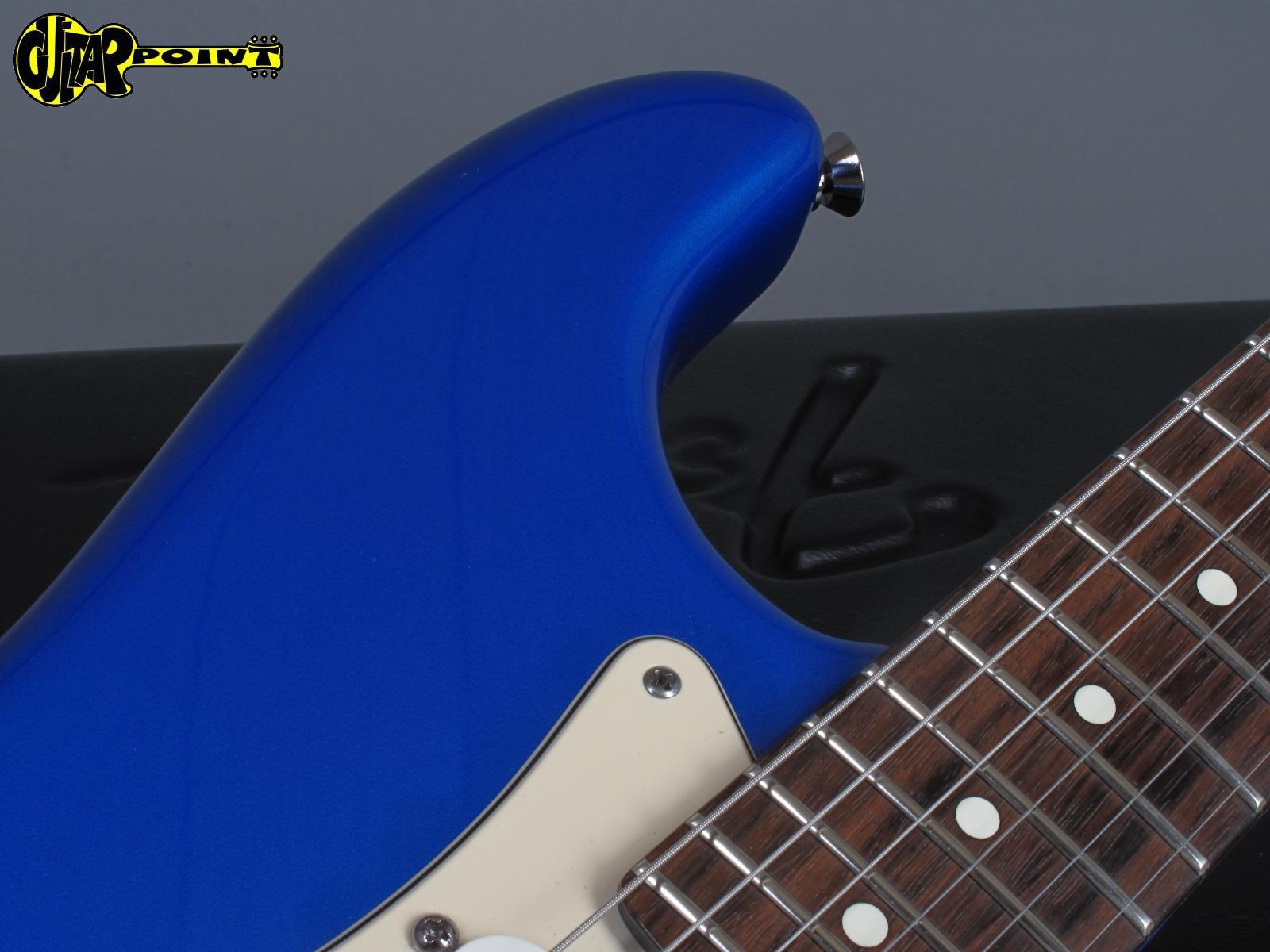 Fender American Standard Stratocaster 2004 Chrome Blue Guitar For ...