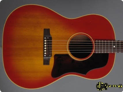 Gibson B 25 1967 Cherry Sunburst