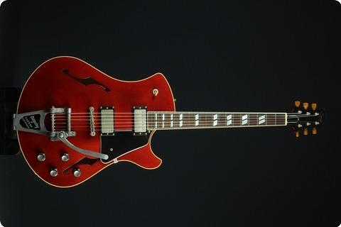 Springer Guitars Mcfly 2017 Cherry Red