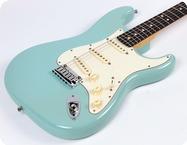 Fender Custom Shop Stratocaster Custom Classic 2009 Daphne Blue