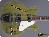 Fender Coronado II 1967 Wildwood Green