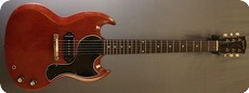 Gibson SG Junior 1962 Cherry Red