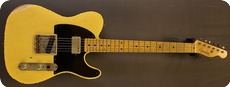 Fender Telecaster Relic Custom Shop Keith Model 2005 Butterscotch