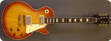 Gibson Gibson 59 Burst Makeover 2017 Pearly Gates Sunburst
