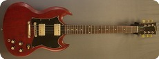 Gibson Gibson SG Makeover 2017 Cherry Red