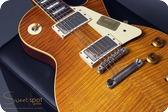 Gibson Les Paul Rick Nielsen Aged And Signed 2016 Rick Nielsen Burst