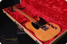 Fender Custom Shop 1953 Telecaster 53 2010 Blonde