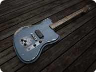 Vuorensaku Guitars T.Family T.Junior Supacruiser 2017 Gulf Blue