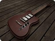 Vuorensaku Guitars T.Family Rdolf 2017 NcAged Falu Rd