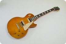 Gibson Les Paul Collectors Choice 4 Sandy Custom Shop Reissue 59 2012 Dirty Lemon Aged