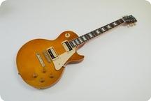 Gibson Les Paul Collectors Choice 4 Sandy Custom Shop Reissue 59 2012 Dirty Lemon Aged