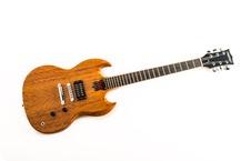Franfret Guitars Perkele 2014 Poliurethane Natural