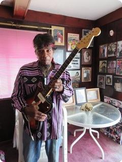 fender jimi hendrix jazzmaster 1964 sunburst guitar for sale rock stars guitars. Black Bedroom Furniture Sets. Home Design Ideas