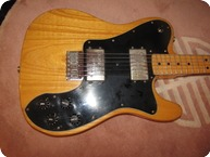 Fender Telecaster Deluxe 1978 Natural W Amazing Ash