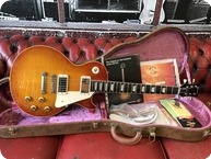 Gibson 59 Custom Shop Reissue Les Paul 2003