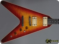Gibson Flying V The V 1981 Cherry Sunburst