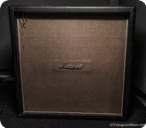 Marshall 1960 4x12 Cabinet 1968