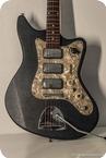 Egmond 3 Pickup Guitar
