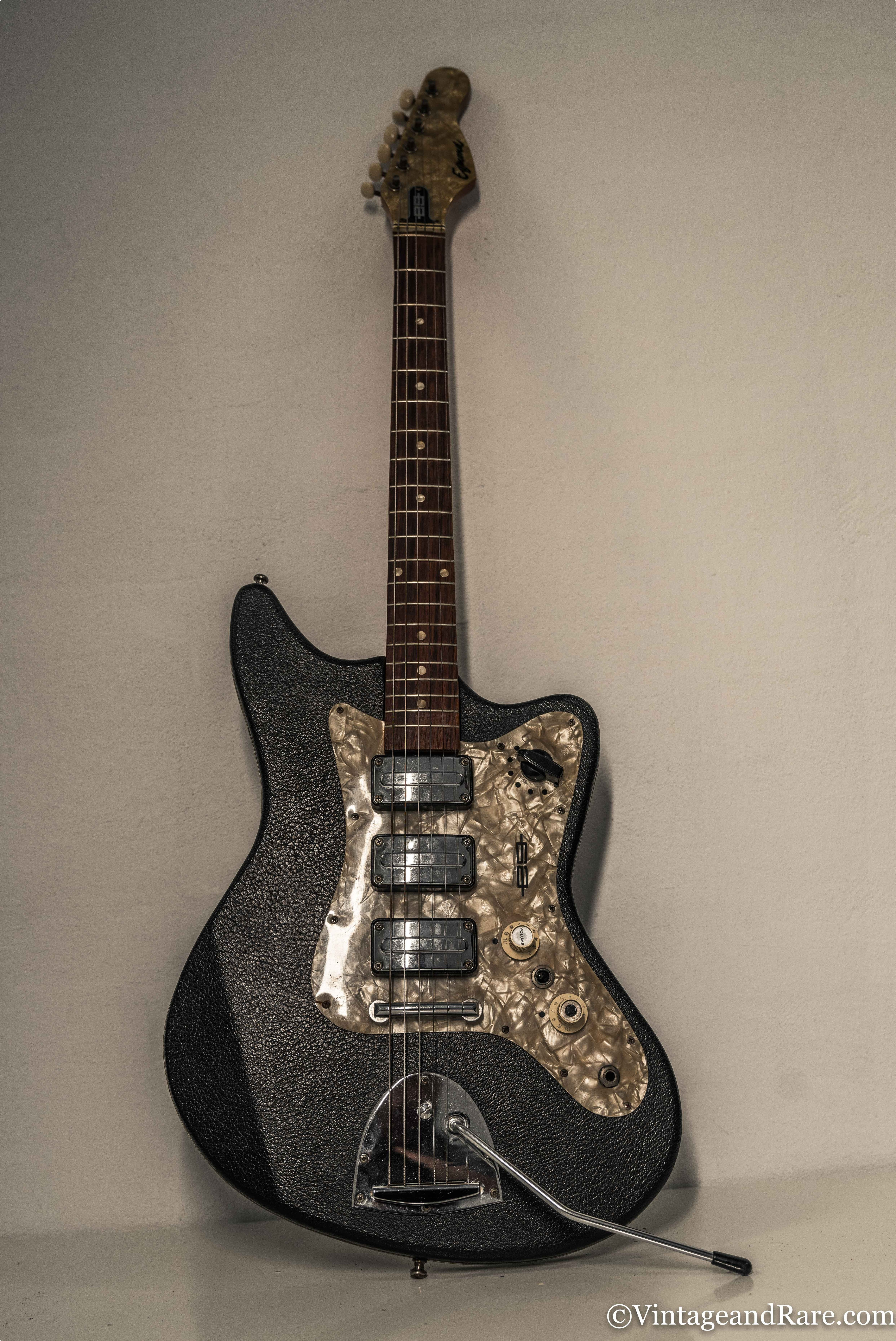Egmond 3 Pickup Guitar 1960\'s Guitar For Sale The Official Thomas ...