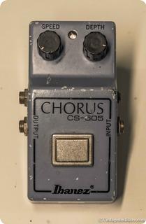 Ibanez Cs 505 Narrow Box 1979