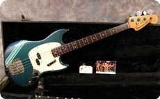 Fender Mustang 1971 Competition Blue