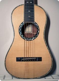 Thomas Fredholm Guitars Baby Ditson 2017