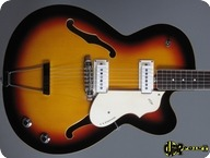 Vox-V255 Typhoon-1966-Sunburst