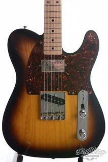 Fender Custom Telecaster Sunburst Hs Closet Classic 2006 1962