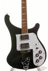 Rickenbacker 481 Slant Fret Black 1976