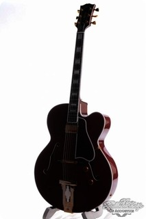 Gibson Crimson Custom L 5 Ces Wes Montgomery 2015