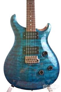 Paul Reed Smith Prs Custom 24 Royal Blue Ten Top 1991