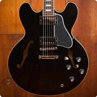 Gibson Custom Shop Es 335 2018 Ebony