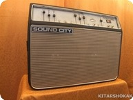 Sound City CONCORD MULLARD TUBES IN POWER 1972