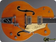 Gretsch 6120 Chet Atkins 1958 Orange
