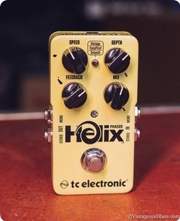 Tc Electronic Helix Phaser  2016