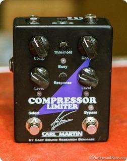 Carl Martin Compressor/limiter