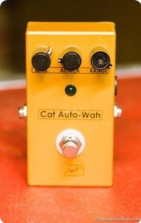 Zcat Pedals Cat Auto Wah