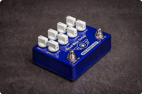 Mad Professor Dual Blue Delay 2017 Blue