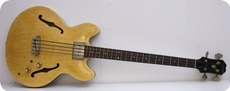 Epiphone Rivoli 1965 Blonde Brown