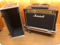 Marshall JCM2000 TSL 122 MADE IN UK ORIGINAL FOOTSWITCH FLIGHT CASE 2002