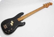 Fernandes Precision Bass FPB 60 1980 Black