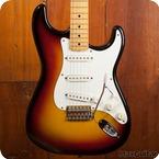 Tokai Stratocaster 1984 Chocolate 3 Tone Sunburst