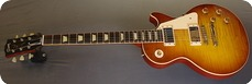 Gibson Les Paul CR 1958 Gibson Standard Flametop Historic Collection 2011 Sunburst