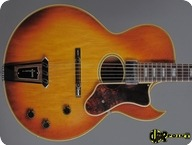 Gibson Howard Roberts Custom 1975 Sunburst