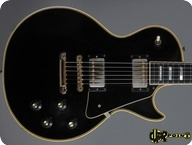 Gibson Les Paul Custom All 68 Features 1969 Ebony