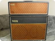 Vox AC30 Super Twin 1963 Black