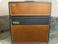 Vox AC30 Super Twin 1963 Black