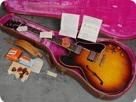 Gibson ES 335 TD 1960 Sunburst