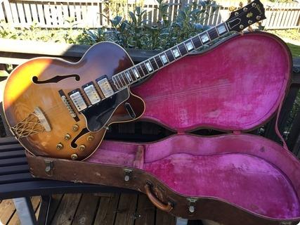 Gibson Es 5 Switchmaster 1958 Sunburst